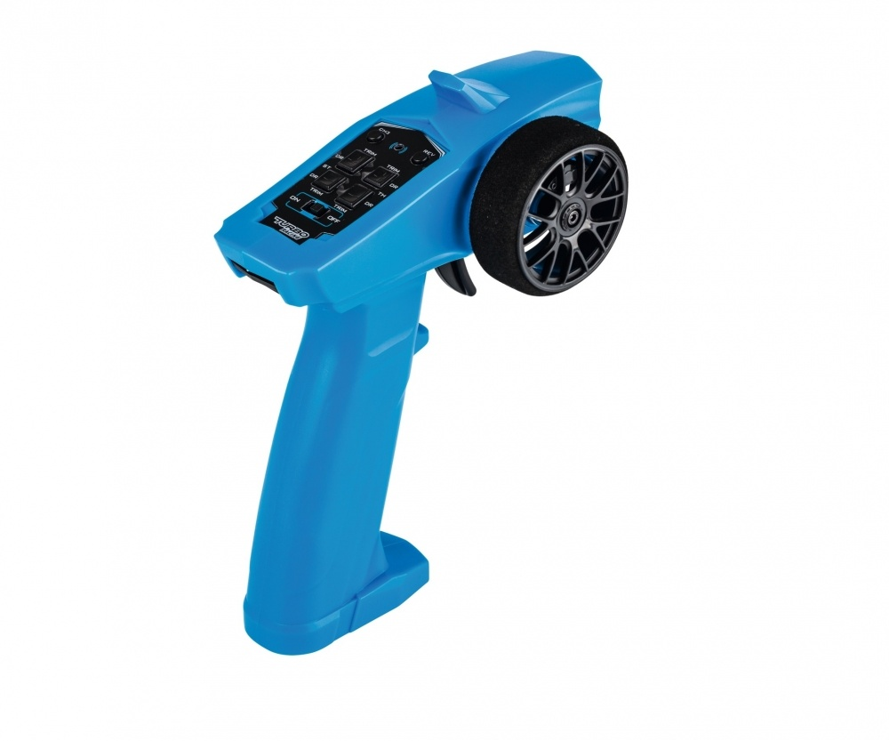 Carson Reflex Wheel Start 2,4 Ghz (blau)