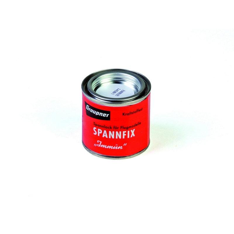 Graupner Spannfix Lack farblos 100ml