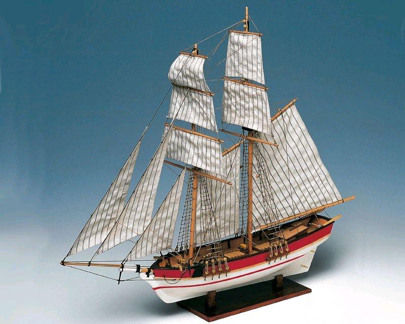 Krick Flyer Universal-Baukasten Schiff