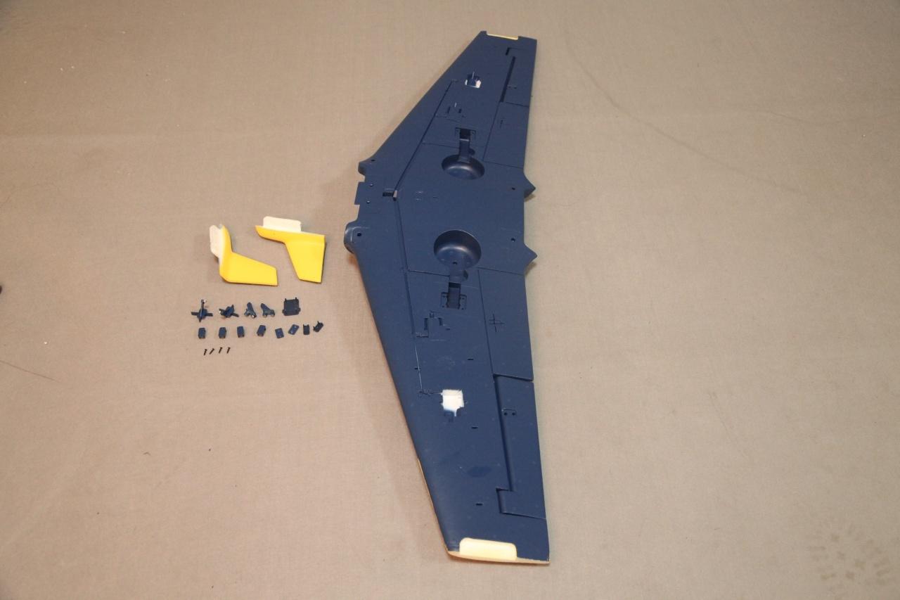 FMS Viper Jet EDF 70 - Tragfläche (L+R)