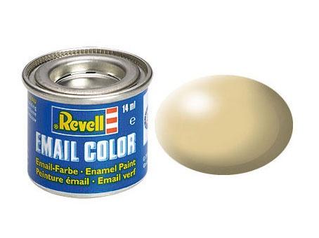 Revell Email Color Beige, seidenmatt, 14ml, RAL 1001