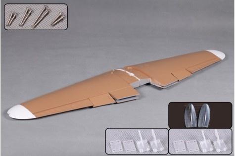 FMS BF 109 - Tragfläche