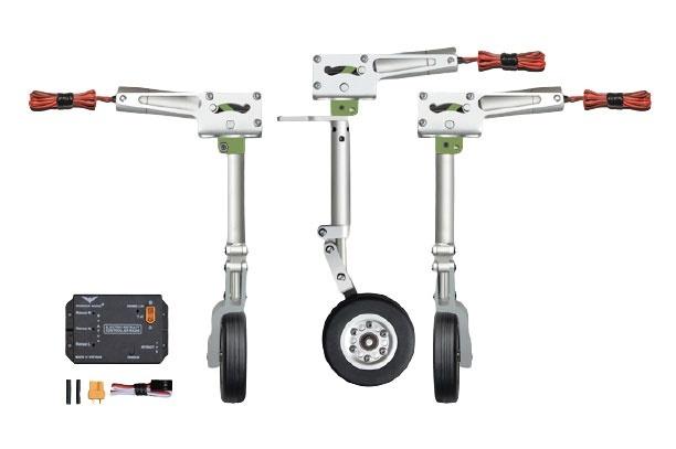 Phoenix elektrisches Einziehfahrwerk 3-Bein bis 8kg -