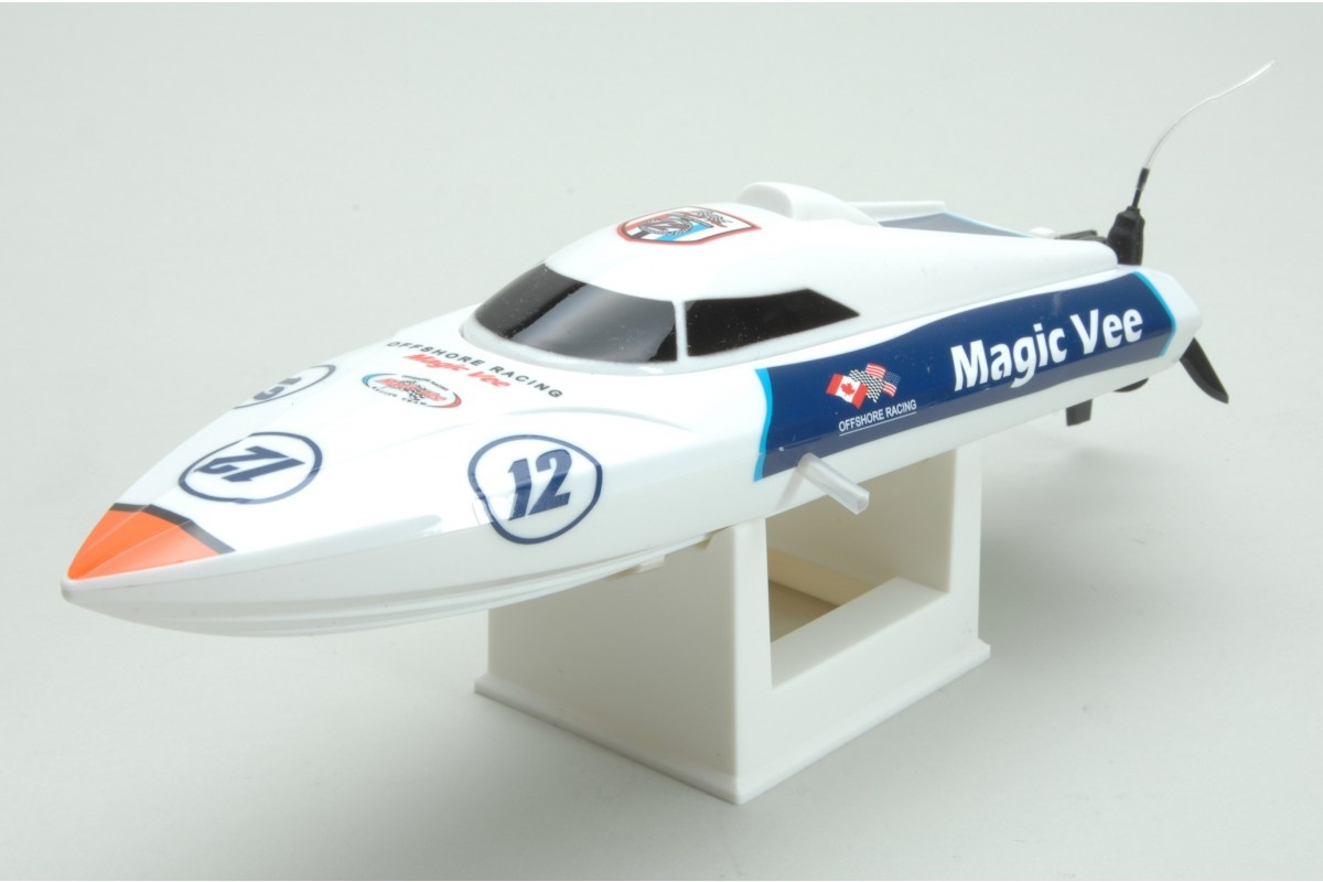 Magic Vee RTR Weiss 2.4GHz V3
