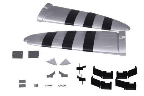 FMS P-47 Razorback - Tragfläche (L+R)