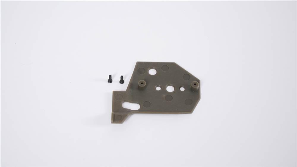 Willys MB Scaler 1:12 - Unterbodenschutzplatte