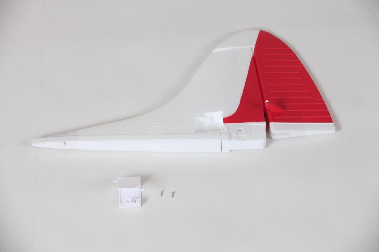 FMS DHC-2 Beaver V2 - Seitenruder