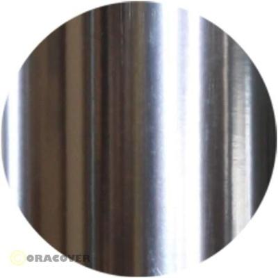 ORACOVER Bügelfolie chrom
