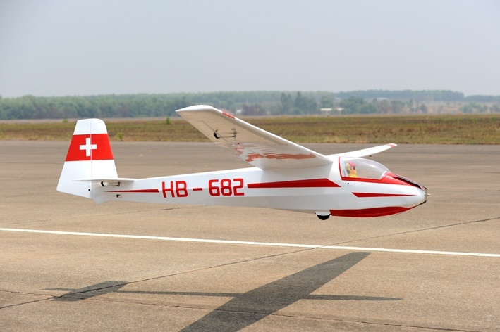 Phoenix K8B ARF E-Version Segler - 600cm