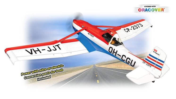 Phoenix Cessna Awagon - 256 cm